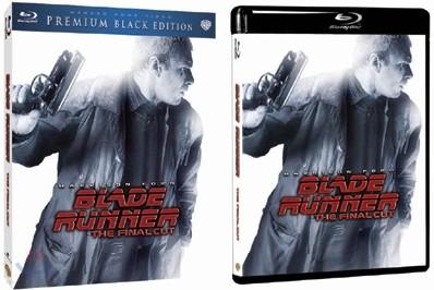 블레이드 러너: 파이널 컷 : 블루레이 프리미엄 블랙 에디션 시리즈(한정판)