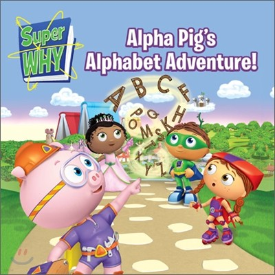 Alpha Pig`s Alphabet Advanture
