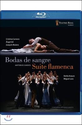 Cristina Carnero 안토니오 가데스: 피의 결혼식 / 플라멩카 모음집 (Antonio Gades: Bodas De Sangre / Suite Flamenca)
