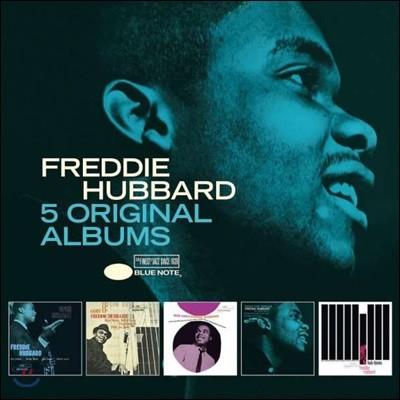 Freddie Hubbard - 5 Original Albums 프레디 허버드 오리지널 앨범 5CD 박스 세트