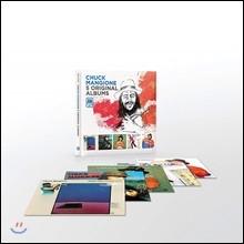 Chuck Mangione - 5 Original Albums 척 맨지오니 오리지널 앨범 5CD 박스 세트