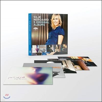 Silje Nergaard - 5 Original Albums 실예 네가드 오리지널 앨범 5CD 박스 세트