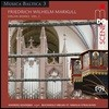 Andrzej Szadejko 프리드리히 빌헬름 마컬: 오르간 작품 2집 (Musica Baltica 3 - Friedrich Wilhelm Markull: Organ Works Vol.2)