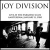 Joy Division (조이 디비젼) - Live At The Paradiso Club, Amsterdam, Jan 11, 1980 [LP]