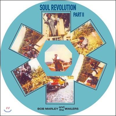 Bob Marley & The Wailers (밥 말리 앤 더 웨일러스) - Soul Revolution Part II [픽쳐 디스크 LP]