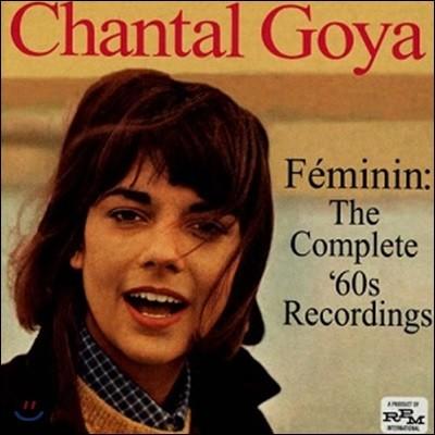 Chantal Goya (샹탈 고야) - Feminin: The Complete '60s Recordings