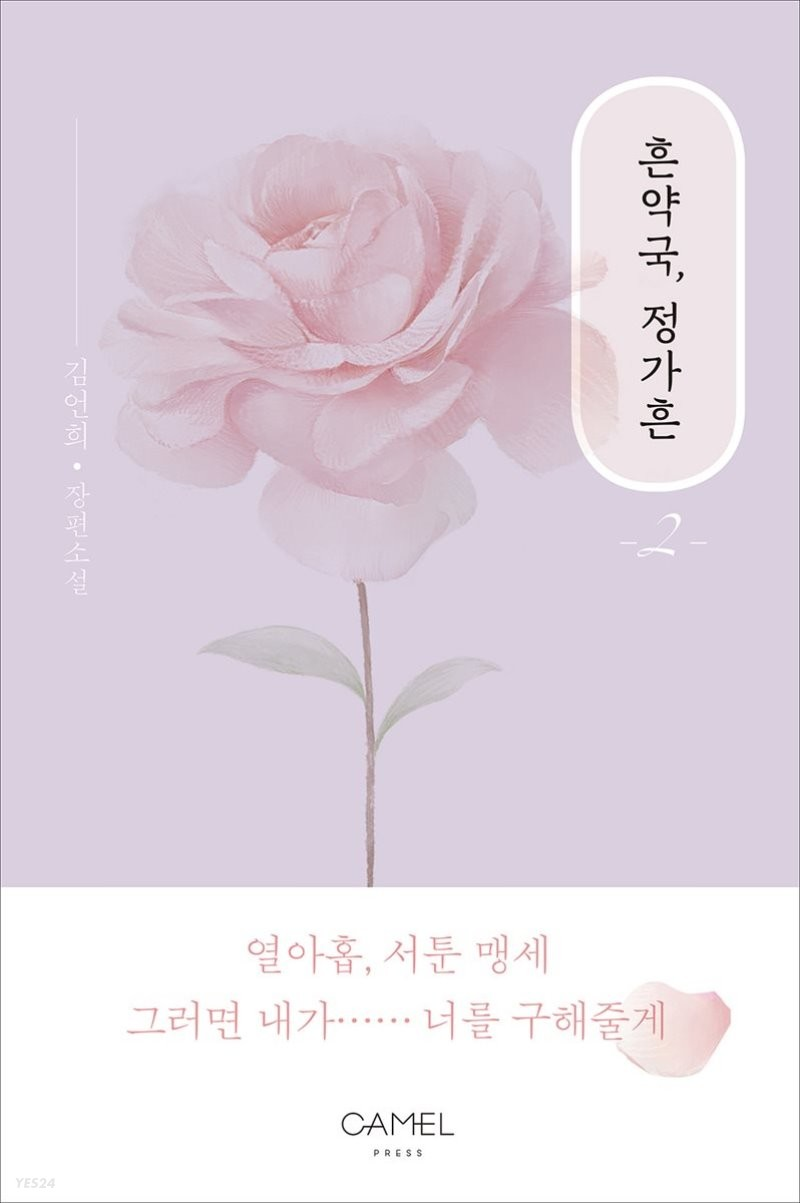 흔약국, 정가흔 2권 (완결)