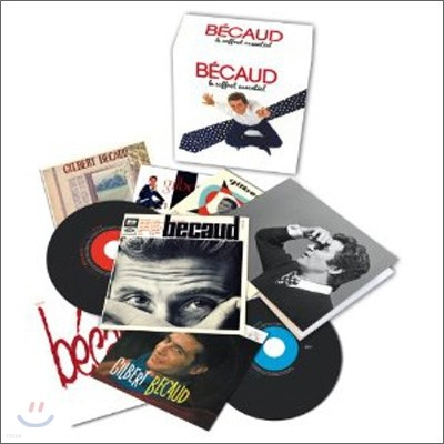 Gilbert Becaud - Coffret Essential