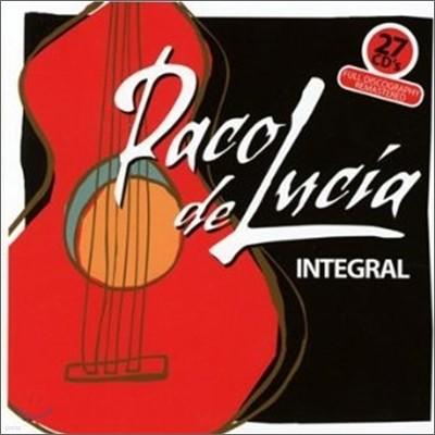 Paco De Lucia - Integral