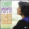 Elisabeth Leonskaja 슈베르트: 즉흥곡 (Schubert: Impromptus D.899 & 935) [2 LP]