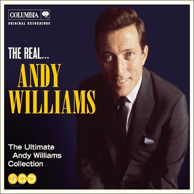 Andy Williams - The Ultimate Andy Williams Collection: The Real... Andy Williams