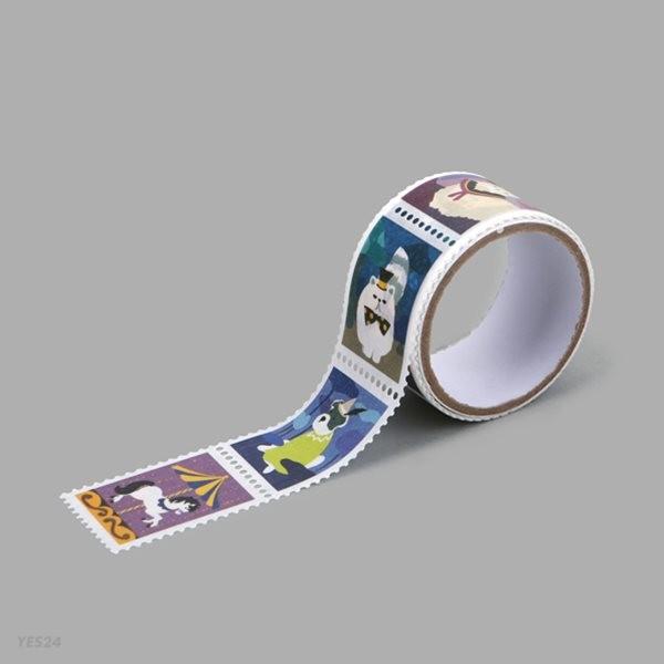 Masking tape : stamp - 11 Wonderland
