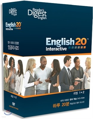 Readers Digest English 20 Interactive