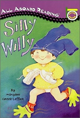 All Aboard Reading Pre Level : Silly Willy
