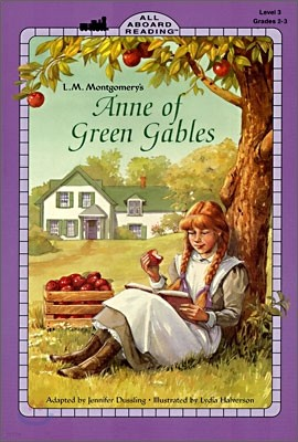 All Aboard Reading Level 3 : Anne of Green Gables