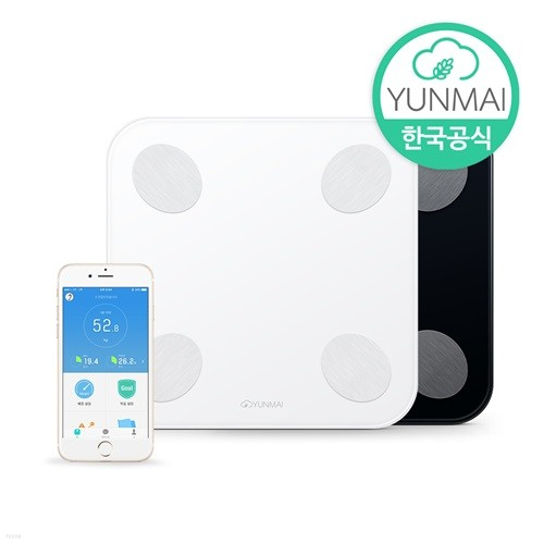 YUNMAI 윈마이 스마트 체중계 미니2 M1690 / EST