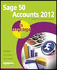 Sage 50 Accounts 2012 in Easy Steps