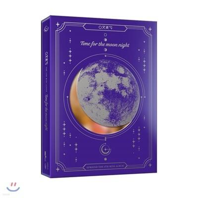 여자친구 (G-Friend) - 미니앨범 6집 : Time for the moon night [Night ver.]