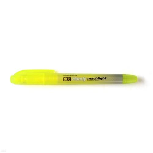 400 뉴핸디마하라이트형광펜(노랑)