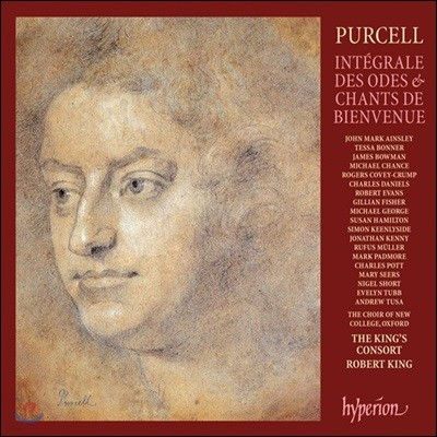 King's Consort 퍼셀: 송가와 환송의 노래 전곡집 (Purcell: The Complete Odes and Welcome Songs)