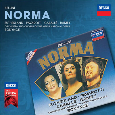 Luciano Pavarotti 벨리니: 노르마 (Bellini: Norma)