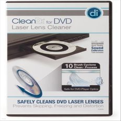 Allsop - Allsop Clean Dr For Dvd Laser Lens Cleaner