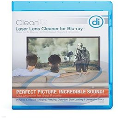 Allsop - Allsop Clean Dr For Blu-Ray Laser Lens Cleaner