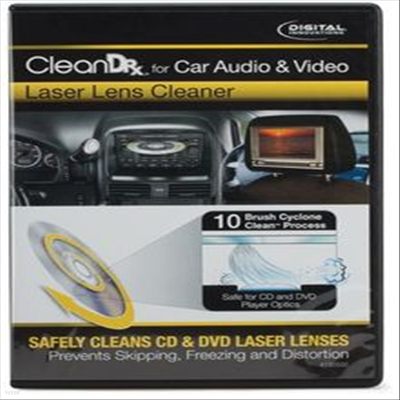 Allsop - Allsop Clean Dr For Car Audio & Video Laser Lens Cleaner