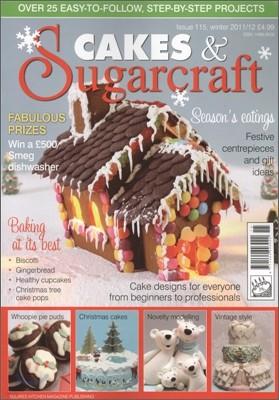 [정기구독] Cakes & Sugarcraft (격월간)