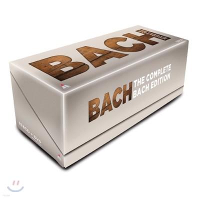 바흐 전집 - 250주년 기념 에디션 (The Complete Bach Edition) [153CD+1DVD]