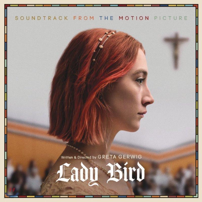 레이디 버드 영화음악 (Lady Bird OST by Jon Brion) [2 LP]