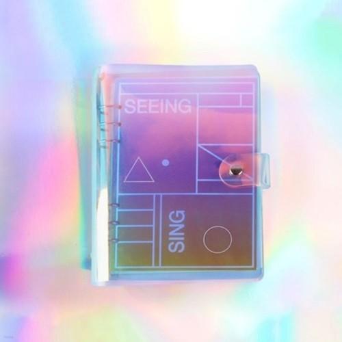 [루카랩] A5 6공 스터디플래너 홀로그램 6개월