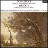 Mstislav Rostropovich / Benjamin Britten 슈베르트: 아르페지오네 소나타 / 브리지: 첼로 소나타 [LP]