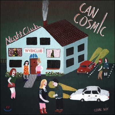코스믹 보이 (Cosmic Boy) - Can I Cosmic
