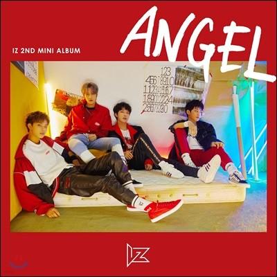아이즈 (IZ) - 미니앨범 2집 : ANGEL