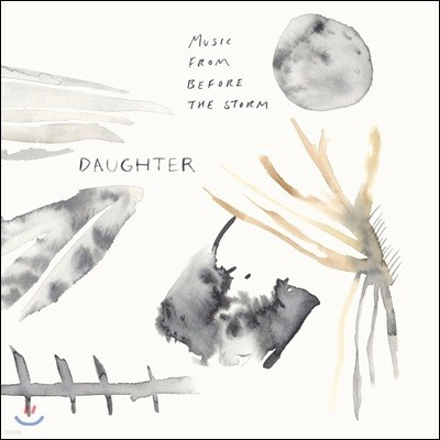 Daughter - Music From Before the Storm (라이프 이즈 스트레인지 게임음악) [투명 컬러 2 LP]