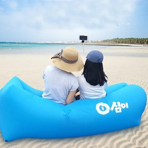 高品質 캠핑용품 에어소파 에어베드 나비 NV36-AIR10