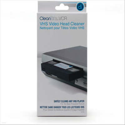 Allsop - Allsop Clean Dr Vhs Video Head Cleaning Kit - Ef O