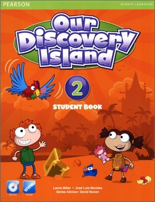 Our Discovery Island 2 : Student Book