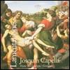 Josquin Capella 오케겜: 레퀴엠 외 (Lamentationes - Festa: Lamentationes Hieremiae Prophetae/ Ockeghem: Requiem / Gombert: Musae lovis)