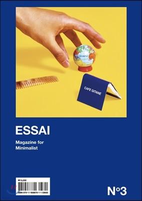 ESSAI magazine : N3 [2018]