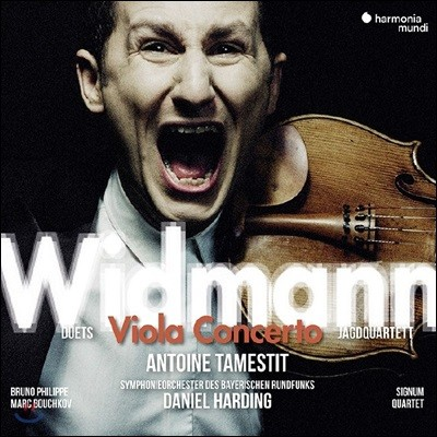 Antoine Tamestit / Daniel Harding 외르크 비트만: 비올라 협주곡 (Jorg Widmann: Viola Concerto)