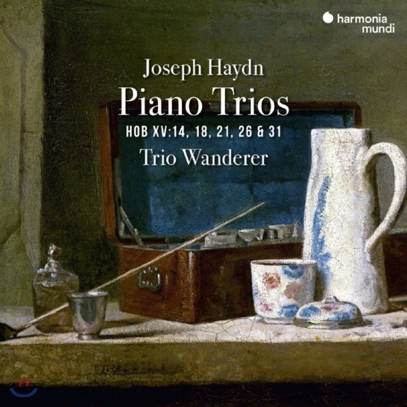 Trio Wanderer 하이든: 피아노 삼중주 작품집 - 트리오 반더러 (Haydn: Piano Trio Hob XV: 14, 18, 21, 26, 31)