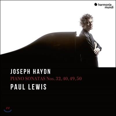 Paul Lewis 하이든: 피아노 소나타 HOB.XVI: 32, 40, 49, 50 - 폴 루이스 (Haydn: Piano Sonatas)