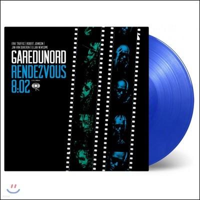 Gare Du Nord (가르 드 노르) - Rendezvous 8:02 [투명 블루 컬러 LP]
