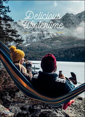 Delicious Wintertime : 캠핑 요리 쿡북