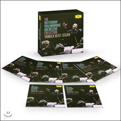 Yannick Nezet-Seguin 야닉 네제-세겡 & 로테르담 필하모닉 컬렉션 (The Rotterdam Philharmonic Orchestra Collection)