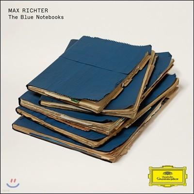 Max Richter 막스 리히터: 블루 노트북 (The Blue Notebooks) [2LP]