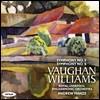 Andrew Manze 본 윌리엄스: 교향곡 3집 - 5번 6번 (Vaughan Williams: Symphonies Nos. 5 & 6) 앤드류 맨지