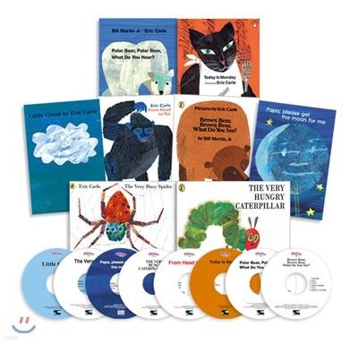 픽토리 에릭칼 8종 세트 (Book & CD)